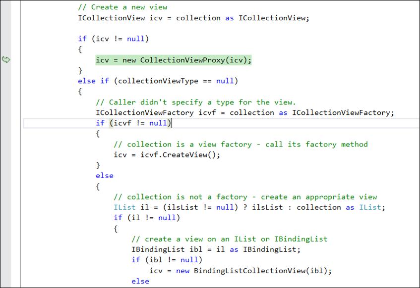 .NET source cod