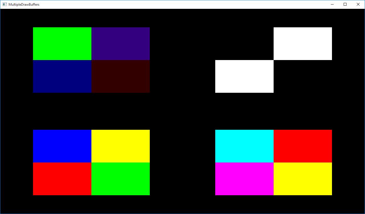 multiple_draw_buffers sample