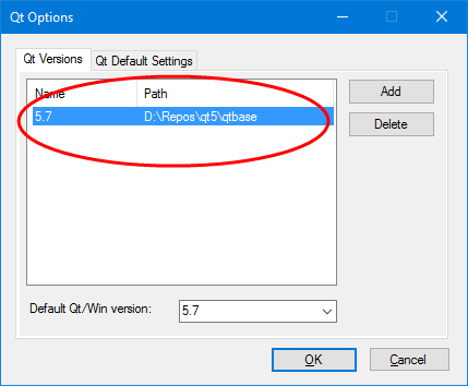 How to compile QT with VS2015 and GCC | DeveloperNote com