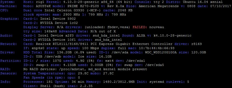 Installing NVIDIA Driver on Ubuntu 16 04 and 18 04