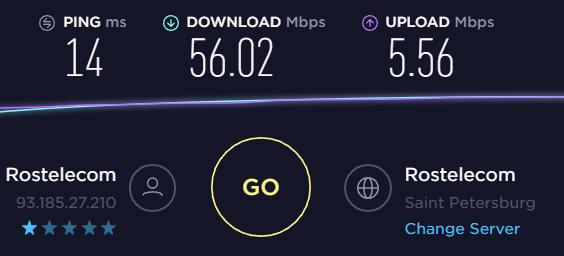 Checking the speed of my home internet  | DeveloperNote com