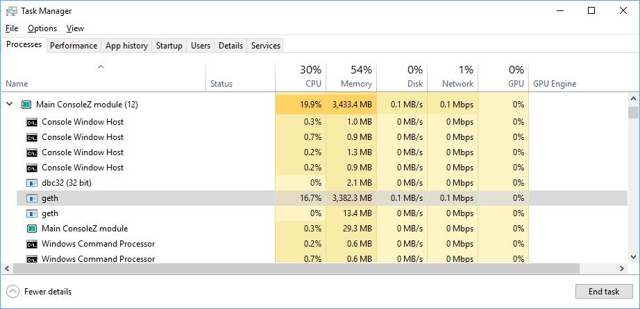 Setting up Ethereum node on Windows 10 and Ubuntu  | DeveloperNote com