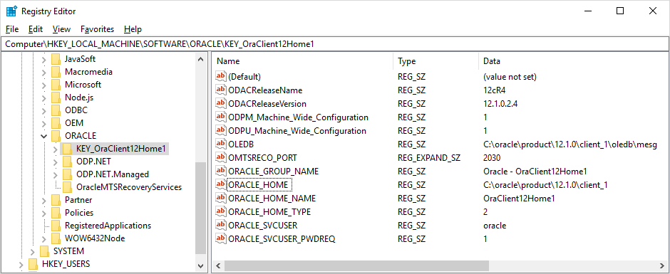 Accessing Oracle Database in C++ with MS VS2017  | DeveloperNote com